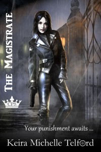 Magistrate 12 ecover