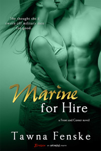 Marine for Hire Cover