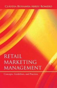 Retail Marketing Management Book Cover
