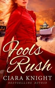 Fools Rush - e-book cover