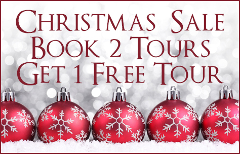 Authors!!! Enchanted Book Promotions is holding Christmas Sales!