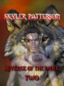 Revenge Of The Wolf 2 Ebook cover